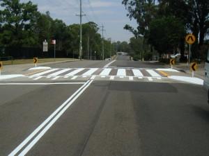 Civil Construction Line Marking