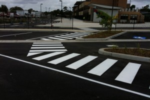 car park Line marking2